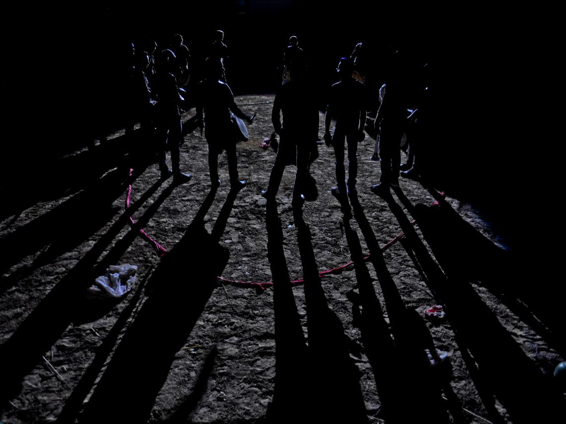 سوگواره چهارم-عکس 7-سینا شکاری-آیین های عزاداری