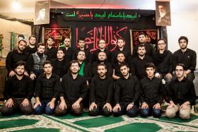 سوگواره چهارم-عکس 12-محمدمهدی فتحی-جلسه هیأت یادبود