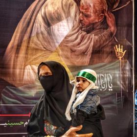 نهمین سوگواره عاشورایی عکس هیأت-هادی دهقان پور-مجالس احیای امر اهلالبیت علیهمالسلام