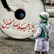 سوگواره دوم-عکس 1-مریم سادات سیدباقری-پیاده روی اربعین از نجف تا کربلا