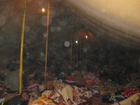 سوگواره دوم-عکس 167-محمد کشاورز-پیاده روی اربعین از نجف تا کربلا