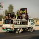 سوگواره پنجم-عکس 13-یحیی محمد علیی-پیاده روی اربعین از نجف تا کربلا