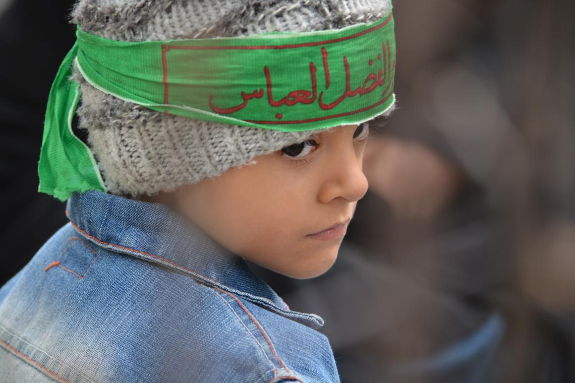 سوگواره سوم-عکس 1-سید حسین سیدین-جلسه هیأت فضای بیرونی