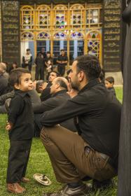 فراخوان ششمین سوگواره عاشورایی عکس هیأت-علی معصومی-بخش اصلی -جلسه هیأت