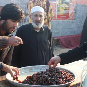 سوگواره سوم-عکس 9-امیر ورزدار-پیاده روی اربعین از نجف تا کربلا
