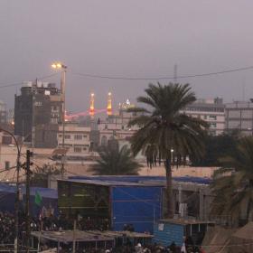 سوگواره سوم-عکس 6-محمد  آهنگر-پیاده روی اربعین از نجف تا کربلا