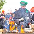 سوگواره پنجم-عکس 28-ناصر گل نظری-پیاده روی اربعین از نجف تا کربلا