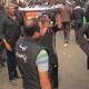 سوگواره چهارم-عکس 56-رحیم حاج حیدری-پیاده روی اربعین از نجف تا کربلا