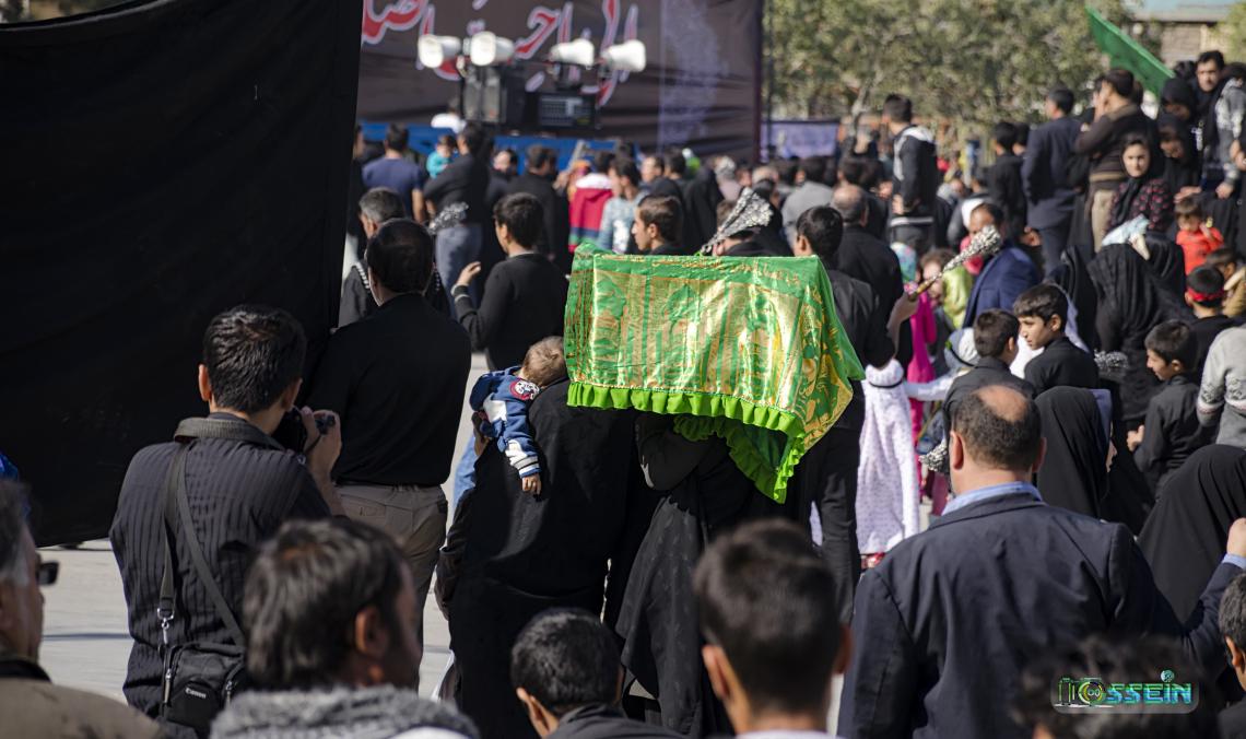 سوگواره چهارم-عکس 16-حسین رحیمی-آیین های عزاداری