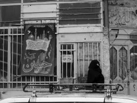 سوگواره سوم-عکس 4-حسین آذر-جلسه هیأت فضای بیرونی