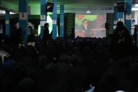 سوگواره چهارم-عکس 3-محمدحسین عزیزی نژاد-جلسه هیأت فضای داخلی