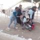 سوگواره پنجم-عکس 17-علی سهرابی-پیاده روی اربعین از نجف تا کربلا