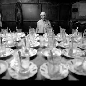 سوگواره سوم-عکس 87-حسین استوار -پیاده روی اربعین از نجف تا کربلا
