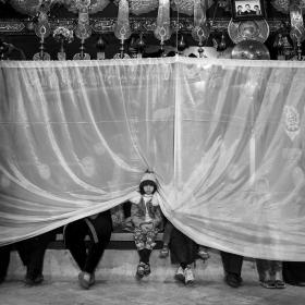 سوگواره پنجم-عکس 28-امین  رحمانی-جلسه هیأت