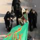 سوگواره چهارم-عکس 6-محمد شهبازی-پیاده روی اربعین از نجف تا کربلا