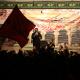 سوگواره پنجم-عکس 5-محسن طهماسبی-جلسه هیأت فضای بیرونی