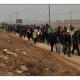 سوگواره سوم-عکس 24-فاطمه خشایار-پیاده روی اربعین از نجف تا کربلا