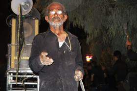 هشتمین سوگواره عاشورایی عکس هیأت-وحید رجایی-جنبی-پیاده روی اربعین حسینی