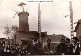 سوگواره دوم-عکس 5-بهنام اکبری-جلسه هیأت قدمی و کهن
