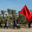 سوگواره پنجم-عکس 72-مرتضی امین الرعایایی-پیاده روی اربعین از نجف تا کربلا