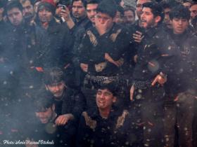 سوگواره دوم-عکس 6-امیر مسعود اتحادی-جلسه هیأت فضای داخلی