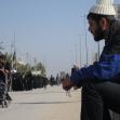 سوگواره دوم-عکس 8-علی ضیائی-پیاده روی اربعین از نجف تا کربلا