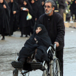 سوگواره سوم-عکس 7-مجید افشانی-پیاده روی اربعین از نجف تا کربلا