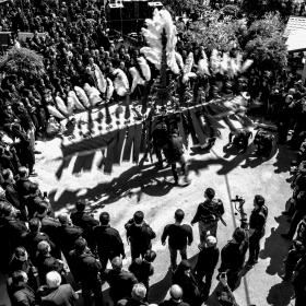 فراخوان ششمین سوگواره عاشورایی عکس هیأت-عباس مشهدی آقایی-بخش اصلی -جلسه هیأت
