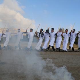 سوگواره پنجم-عکس 15-محمدرضا بهمرام-جلسه هیأت