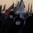 سوگواره پنجم-عکس 5-علی اصغر جمشیدزاده لرده-پیاده روی اربعین از نجف تا کربلا