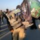 سوگواره دوم-عکس 1-عباس آقاسی کرمانی-پیاده روی اربعین از نجف تا کربلا