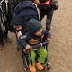 سوگواره سوم-عکس 61-سیده هاله حیدری-پیاده روی اربعین از نجف تا کربلا