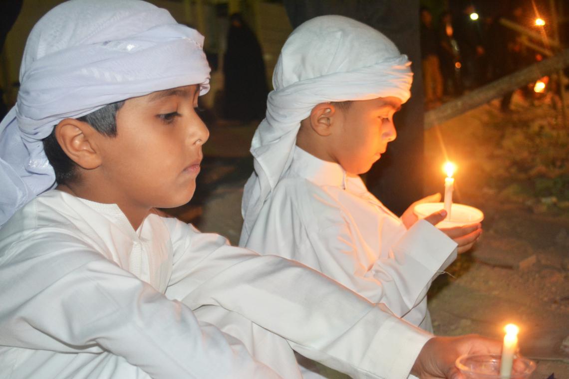 سوگواره چهارم-عکس 27-مسلم محمدی-آیین های عزاداری