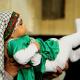 سوگواره چهارم-عکس 11-منصوره رم یار-آیین های عزاداری