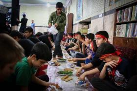 سوگواره پنجم-عکس 17-علی رستمی-جلسه هیأت هیأت کودک