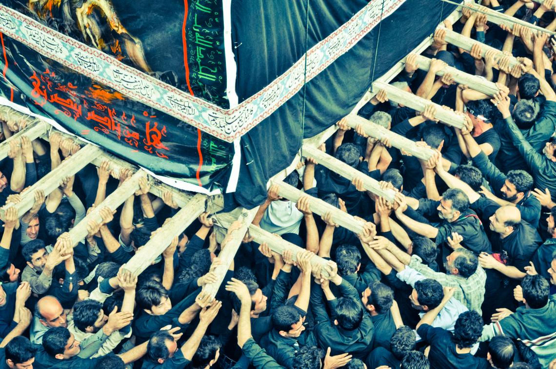 سوگواره دوم-عکس 49-امیر حسین علیداقی-جلسه هیأت فضای داخلی