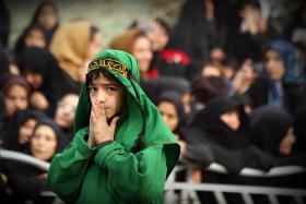 سوگواره پنجم-عکس 59-محمدرضا  خسروی چاهک -جلسه هیأت
