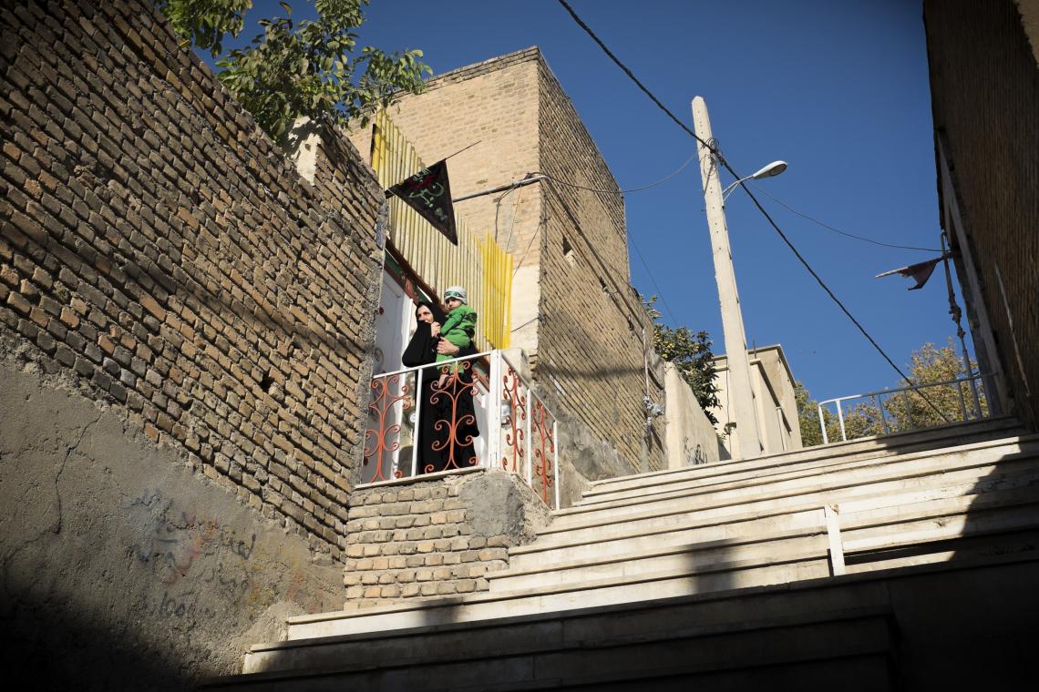 سوگواره پنجم-عکس 3-مصطفی غلام نژاد-جلسه هیأت