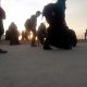 سوگواره چهارم-عکس 17-هادی ابوطالبی-پیاده روی اربعین از نجف تا کربلا