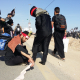 سوگواره چهارم-عکس 9-اصغر سلیمانی ترکاشوند-پیاده روی اربعین از نجف تا کربلا