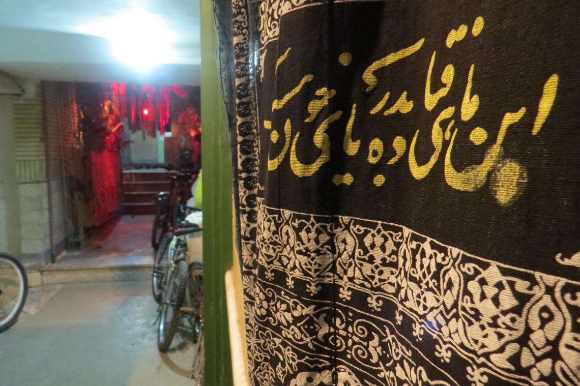 سوگواره چهارم-عکس 9-محمد رضایی-جلسه هیأت فضای بیرونی