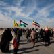 سوگواره سوم-عکس 10-عباس عزیزپور-پیاده روی اربعین از نجف تا کربلا