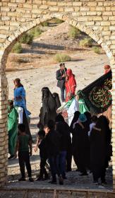 فراخوان ششمین سوگواره عاشورایی عکس هیأت-حسین محبی-بخش اصلی -جلسه هیأت