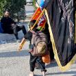 سوگواره چهارم-عکس 11-محمد مهدی ابراهیمی مدوار-پیاده روی اربعین از نجف تا کربلا