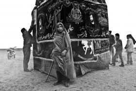 سوگواره چهارم-عکس 28-مرتضی امین الرعایایی-آیین های عزاداری