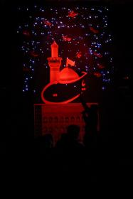 سوگواره چهارم-عکس 15-حسین دیواندری-جلسه هیأت فضای داخلی