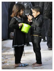 سوگواره چهارم-عکس 33-حمید رضا حبیبی محب سراج-پیاده روی اربعین از نجف تا کربلا
