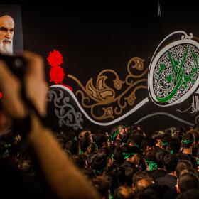 سوگواره سوم-عکس 5-محمد حسین ابراهیمی ورکیانی-جلسه هیأت فضای داخلی