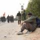 سوگواره چهارم-عکس 9-حسین نظرعلی-پیاده روی اربعین از نجف تا کربلا