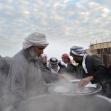 سوگواره دوم-عکس 21-محمدامین غفاری-پیاده روی اربعین از نجف تا کربلا